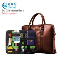 Buy cheap Nylon Travel GRID Gadget Organizer For Digital Devices 28*21 Cm from wholesalers