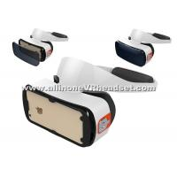 Quality Fun Gaming Smartphone Virtual Reality Goggles High Definition Adjustable Focal for sale