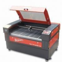 China Laser Cutting Machine with Strong Laser Head and 0 to 1,200mm/s Engraving Speed for sale
