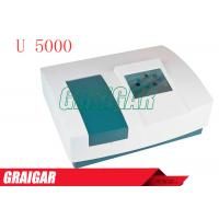 Quality U5000 Lab Measuring Instruments Double Beam UV VIS Spectrometer Automatically for sale