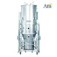 China FBD5-500 Fluid-bed Dryer Batch Process Pharmaceutical Granulation Equipment With Drying Function on sale
