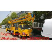 Quality Hot sale 16m overhead working truck for sale