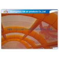 China Large Heat Welding Inflatable Air Tent Airtight Inflatable Marquee for Sports and Events for sale