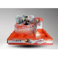 Buy Fashionable Retail Display Stands With Orange Color For Chocolate at wholesale prices