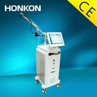 Quality Painless High Power Co2 Fractional Laser Machine for Remove Surgical Scars AC 110V 60HZ for sale