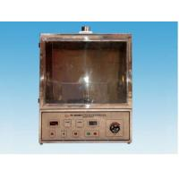 Quality 900 Torch Angle Wire Flammability Test Chamber For Coal Mine Flame Retardant Cable for sale