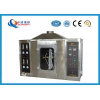 Quality SUS 304 Flame Test Apparatus For Paper Plasterboard Fire Stability Combustion for sale