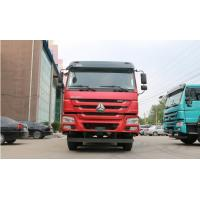 Quality HOWO 371HP 8 X 4 Used Dump Truck , Heavy Duty Second Hand Tipper Trucks for sale