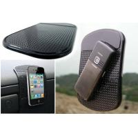 Quality Eco-friendly PU Gel mobile phone dashboard anti slip mat Apple Iphone Accessories for sale