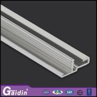 Quality different suface accessory/industrial kitchen cabinet painting aluminium profile extrusion for sale