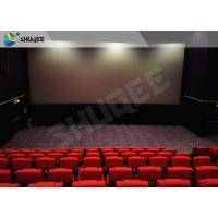 Buy Film Projector 3D Cinema System With Plastic Cloth Cover Chair 100 People at wholesale prices