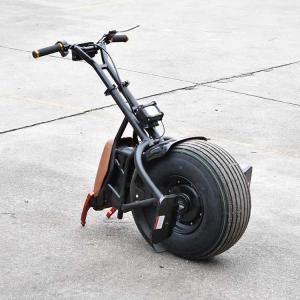 Quality 1000W Super Cool Folding Electric Bike One Wheel Self Balancing Electric Vehicle for sale
