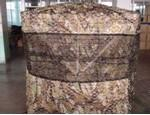 China Strong Frame & Weight Capacity 250D Oxford Camouflage Pop Up Tents, Outdoor Camouflage Tent YT-HT-12015 on sale