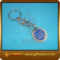 Quality zinc alloy promotional trolley coin for sale