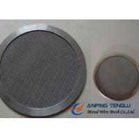 Quality Round Shape Filter Disc, Mainly With Stainless Steel Mesh, 10mm-1.2m Size for sale