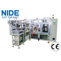 Quality High effeciency fully automatic four working stations stator coil lacing machine for sale