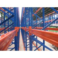 Quality Custom 500kg - 4000kg/level Heavy Duty Racking Easy Assembly and Disassembly for sale