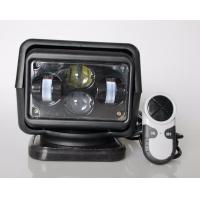 Quality Rotating Wireless LED Search Light For Off Road Truck 12v / 24v 60 Watt for sale