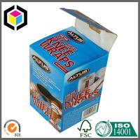 Quality Full Color CMYK Print Corrugated Carton Packaging Box; Small Packaging Box for sale