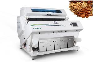 Quality AI LED VP564 U Shaped 5.0TPH 5 Chutes Nuts Color Sorter for sale