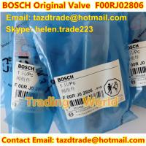 Quality BOSCH Control Valve F00RJ02806 fit 0445120083 , 0445120110, 0445120156 , 0445120164 for sale
