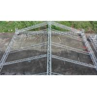 Buy Ladder Bolt Stage Lighting Truss LB 350 X 350 Environmentally Friendly For Exhibition at wholesale prices