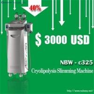 China Multi-polar RF cavitation machine+Cryolipolysis system on sale