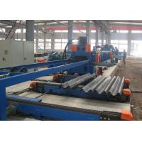 Buy 2 Wave Highway Guardrail Roll Forming Machine 11mx2mx1.5m Dimention at wholesale prices