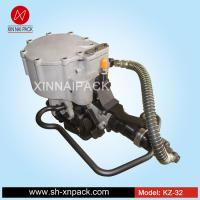 Quality kz 32 pneumatic steel strapping machine for sale
