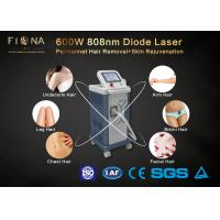 Buy 600W Diode Laser Machine , Spa Use Skin Rejuvenation MachineWith Cooling System at wholesale prices