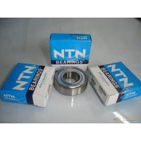 Buy cheap NTN 6004 20X42X12 Deep Groove Ball Bearing High Precision With Single / Double from wholesalers