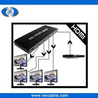China HDMI Splitter 1*4 ,Full HD 1080P Support 3D for sale