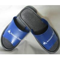 Quality Blue Antistatic PVC Slipper for sale