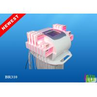 Dual Wave Length Lipolaser Slimming Machine , 130MW  Laser Lipo 336 Mitsubishi Diodes for sale