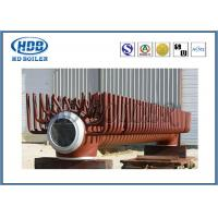 Quality Industrial Steam Boiler Manifold Headers With Longitudinal Welded Pipe ASME Standard for sale
