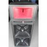 dual 18'' horn-loaded speaker with 3'' top speaker 1.6 meter height pro audio subwoofer power audio loudspeaker system for sale