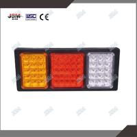 China Pair 12V/24V 140-2 LED tail light Stop Rear Tail Indicator Reverse Lamps Lights Trailer Truck on sale