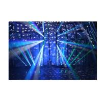 Buy 12W 4in1 CREE LED Moving Head Lights , Home / Party Led Stage Lights at wholesale prices