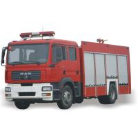 Buy German MAN fire truck at wholesale prices