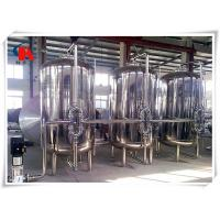 Buy Online Monitor Reverse Osmosis System , Plc Control Water Treatment Machine at wholesale prices