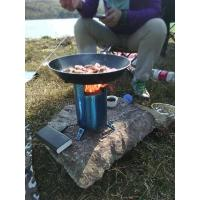 Quality Smokeless Portable Biomass Stove for sale