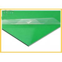 Quality No Residue High Transparency PE Self Adhesive Protective Film For PMMA Sheets for sale