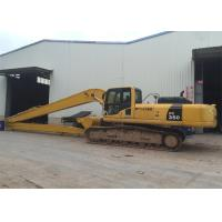 Quality Excavator Long Reach Boom For Komatsu PC3500 With 21meters and 4ton counterweight for sale
