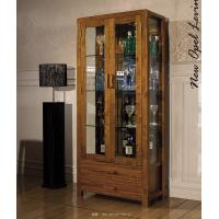 Quality Foshan Wooden dining set furniture wine cabinet/two cabinet for sale