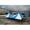 Unique high peak blue color 500-1000 people movable big tents for weddings for sale