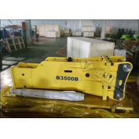 Quality Komatsu 30-40 Ton Excavator Rock Breaker Hammer Chisel 155mm For PC300 PC400 for sale
