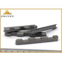 Quality Hard Alloy Tungsten Carbide Cutting Tools High Bending Strength With High Hardness for sale
