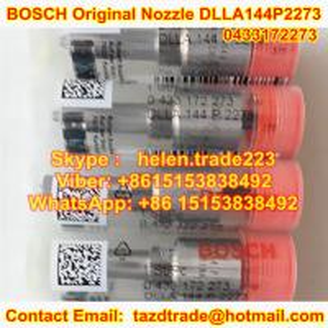 Buy BOSCH Original and New NOZZLE 0433172273 ,0 433 172 273, DLLA144P2273 , DLLA at wholesale prices