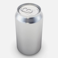 Quality Energy Drink Aluminum Beverage Bottles Recyclable Durable 700ml 750ml Beer for sale