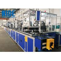 Quality Full automatic  needle winding machine BLDC stator production assmebly line for sale